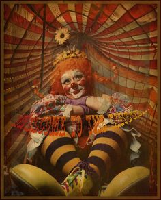 399 Best Circus We Must Let The Show Go On Images On Pinterest In
