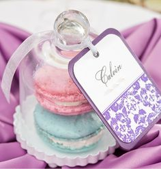 BLOOMING ROMANCE: favor tags