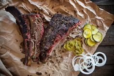 Jack's BBQ - the best Central Texas style BBQ in Seattle. Come on down and get your fill of authentic smoked brisket, ribs, chicken and sausages! Smoked Brisket, Best Bbq, Avocado Toast, Barbecue, Seattle, Steak, Driving Directions, Maps, Cities