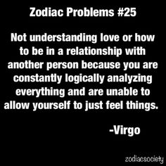 How to know if a virgo woman loves you