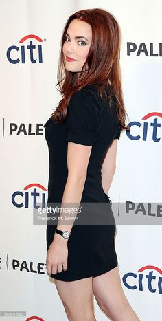 Actress Rebecca Rittenhouse attends The Paley Center for Media's PaleyFest 2014 Fall TV Preview - FOX for the television show 'Red Band Society' at The Paley Center for Media on September 8, 2014 in Beverly Hills, California.