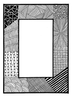 17 Best images about Zentangle Wall Painting Decor, Painting Frames, Mandala Drawing, Mandala Art, Mindfulness Colouring, Diary Decoration, Zentangle Patterns, Doodle Patterns, Zentangles