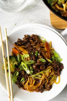 """""""I cooked this last night for the family and everyone loved it. Very easy to make and lots of flavour. Easy Mince Recipes, Dinner Recipes, Cooking Recipes, Asian Recipes, Dinner Ideas, Marg Recipe, Asian Stir Fry, Asian Cooking, Fabulous Foods"""