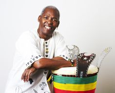 Mamady Keïta (surname sometimes also spelled Keita; born August 1950 in Balandougou, Siguiri Prefecture, Kankan Region, Guinea) is a master drummer from the West African nation of Guinea. He specializes in the goblet-shaped hand drum called djembe. He is also the founder of the Tam Tam Mandingue school of drumming. He is a member of the Manding ethnic group.