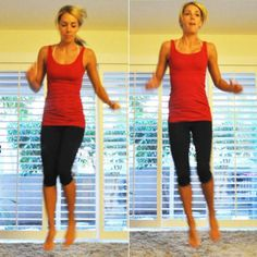 20-Minute Home Cardio Workout