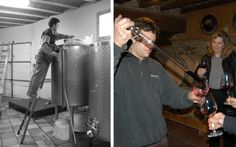 Tasting with Jordi Vidal of Conreria de Scala Dei Winery