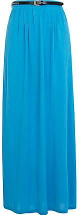 #River Island             #Skirt                    #Bright #blue #jersey #belted #maxi #skirt #maxi #skirts #skirts #women       Bright blue jersey belted maxi skirt - maxi skirts - skirts - women                                     http://www.seapai.com/product.aspx?PID=270921