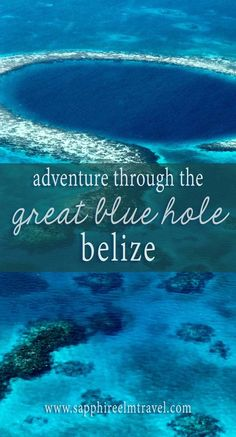 How to Adventure through the Great Blue Hole — Sapphire & Elm Travel Co. - How to Adventure through the Great Blue Hole — Sapphire & Elm Travel Co. How to Adventure through the Great Blue Hole — Sapphire & Elm Travel Co. Big Blue Hole, Great Blue Hole, Belize Resorts, Belize Travel, Cozumel, Tulum, Belize Diving, Weather In Belize, Beautiful Places To Visit
