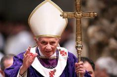 Papst Benedikt XVI - bald wieder Kardinal Joseph Ratzinger