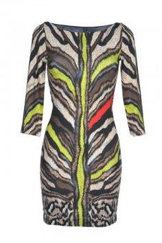 #Just Cavalli #dress #vintage #secondhand #clothes #fashionblogger #onlineshopping #designerfashion #mymint