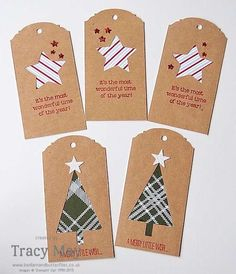 It's Bags, Tags & Boxes Week on Bedlam & Butterflies, not a Christmas card in sight. I'm  kicking off with Christmas Tags!