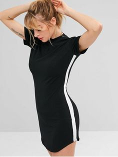 Active Wear For Women, Suits For Women, Clothes For Women, Types Of Dresses, Dresses For Work, Pinterest Fashion, Tee Dress, Athletic Tank Tops, Cool Outfits