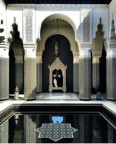 Hotel Salman Marrakech #Moroccanarchitecture#moroccanartisans#moroccanhandicraft#moroccanzellige#kingdomofmorocco#Morocco