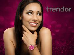 Aufregende neue Damenuhren von trendor - Exklusiv nur bei uhrcenter. http://www.uhrcenter.de/uhren/trendor/damenuhren/ #Damenuhr #Armbanduhr #trendor