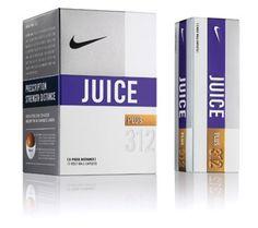 Nike Juice Dozen Golf Balls by Nike.  31.00 Games W 829b6ec5ac5