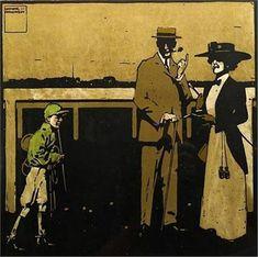 LUDWIG HOHLWEIN (1874 - 1949)