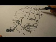Draw One Piece Faces