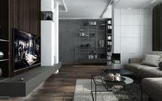 Modern appartment in Samara on Behance