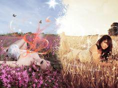 Photomanipulation with Adobe Photoshop CS5