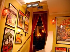 DIY 50s Theater Room Gallery