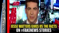 Jesse Watters Exposes Liberal Media #FakeNews - What Triggered the Zombies