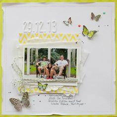 nicht einfach nur papier...: Familienfoto. So fast.