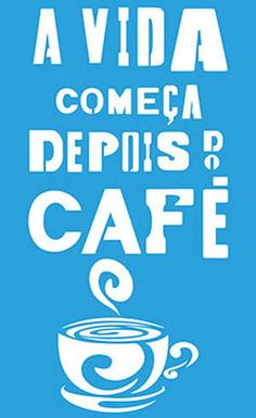 x x Reusable Flexible Plastic Stencil for Graphical Design Airbrush Decorating Wall Furniture Fabric Decorations Drawing Drafting Template - Coffee Cup A Vida Comeca Depois Do Stencil Material, Air Brush Painting, Fabric Decor, Airbrush, Sewing Crafts, Wall Decor, Coffee Cup, Template, Plastic