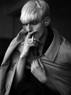 thomasunpublished3 Thomas Penfound Outtakes by Hedi Slimane for Untitled +0