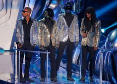 Pharrell Williams, Daft Punk And Nile Rodgers | GRAMMY.com