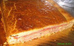 Receitas práticas de culinária: Bola de Carne - Massa Salgada