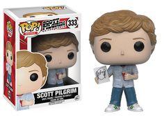 Pop Funko: Scott Pilgrim - Scott Pilgrim