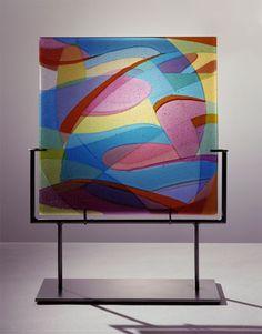 DOROTHY HAFNER | Glass Sculpture by Dorothy Hafner at Schantz Galleries