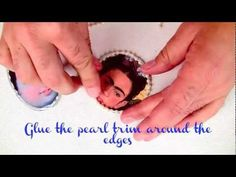 Absolutely STUNNING! ~How to make resin cuffs:  Fab jewelry DIY