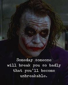 648 Best Joker Quotes Images In 2019 Joker Quotes Joker