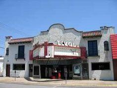 The Tivoli Theater, Spencer, Indiana