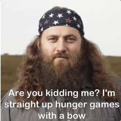 #hunger #games #duck #dynasty