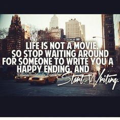 life is not movie