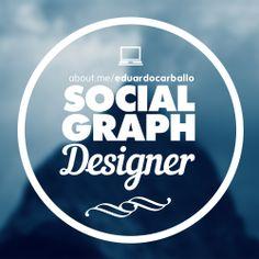 Soy un loco amante diseñador gráfico social. #SocialGraphDesigner #SGD #SocialMedia #Manager #Creativity