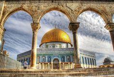 Удивительная мечеть Купол Скалы http://islam.com.ua/kultura/19278-udivitelnaya-mechet-kupol-skaly