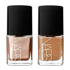 Pierre Hardy for NARS Nail Polish Pairs in Easy Walking ($29, narscosmetics.com). Gorgeous. ❤