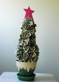 money tree craft ideas money trees on money origami dollar bills and 4985