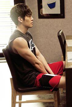 "kimwoobinseyebrows: ""Kim Woo Bin in Twenty"" Hot Korean Guys, Hot Asian Men, Korean Men, Asian Guys, Kim Woo Bin, Asian Actors, Korean Actors, Korean Actresses, Korean Dramas"