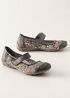 c6a0f1cf5da180 Sahalie Women's Rieker® Dorina Janes $94.95 Mary Janes, Granola, Shoes,  Kisses,