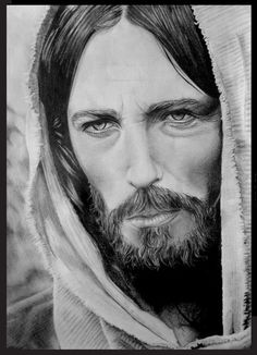 Beautiful Saviour by LunaPlina.deviantart.com on @deviantART