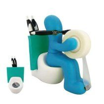 CSB Commodities The Butt Station Desk Accessory Holder