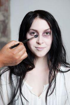 Create a creepily cute makeup look this halloween!