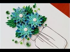 779 Best Quilling Flowers Images Quilling Flowers Quilling