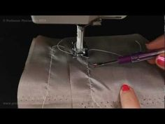 #3- how to sew silk