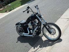 customized harley davidson sportster - Google Search
