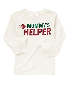 Mommy's Little Helper Tee
